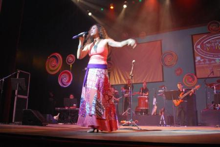 Lena Machado volta ao palco do Clube do Choro Recebe